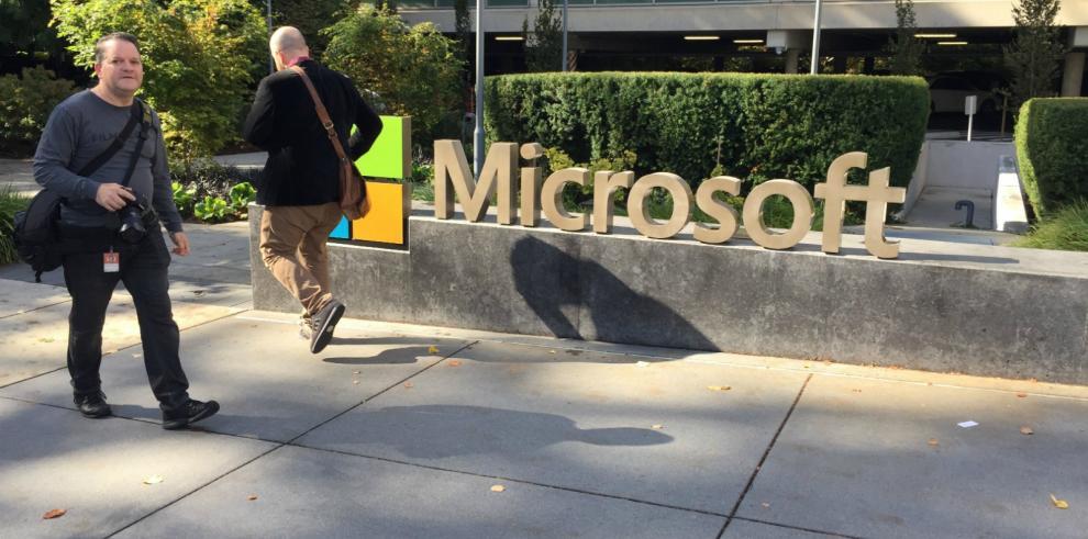 Pirámides de lechugas y la palabra 'dar', un atisbo del 'alma' de Microsoft