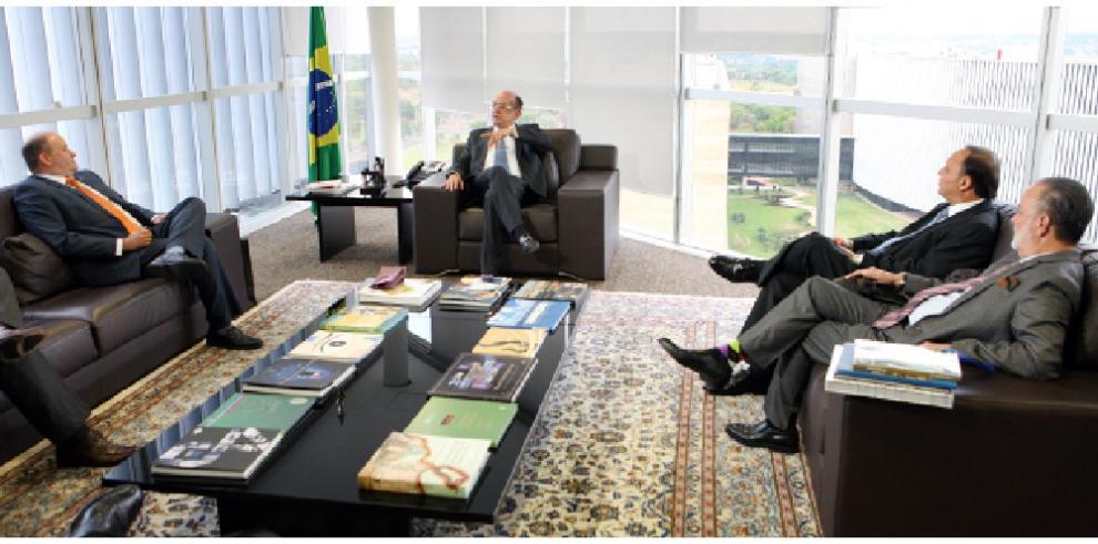 Panamá y Brasil intercambian información electoral