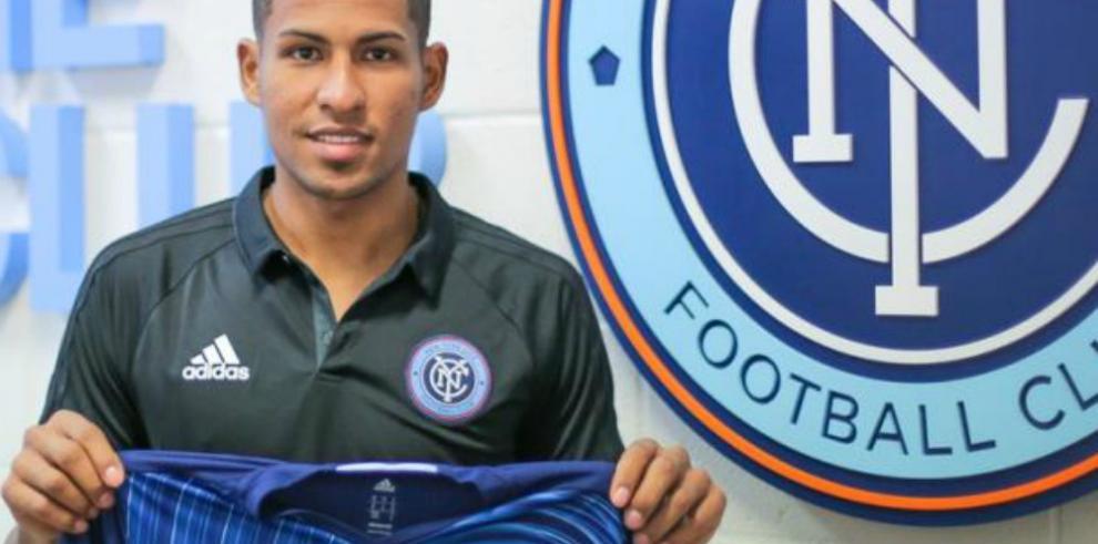 Miguel Camargo se une a NYCFC de la MLS