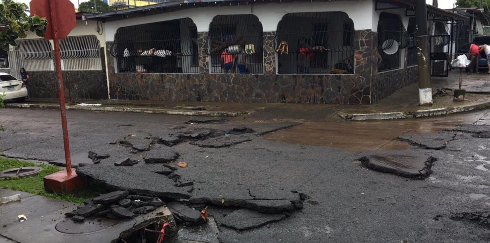 Cumberbatch solicita apoyo al MOP para atender las viviendas afectadas