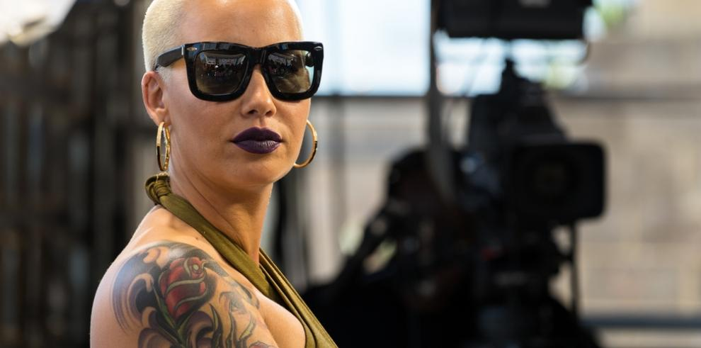 Amber Rose acusa a Kanye West de hacerle bullying durante siete años