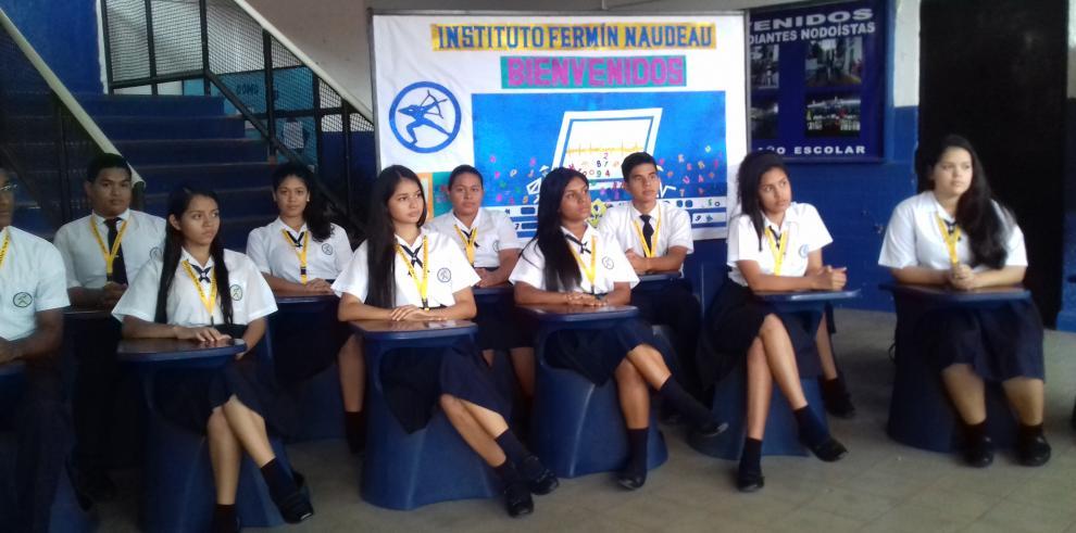 Primera prueba clasificatoria para el Concurso por la Excelencia Educativa