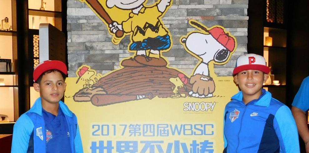 Selección Sub-12 se instala en Taiwán para el torneo mundial