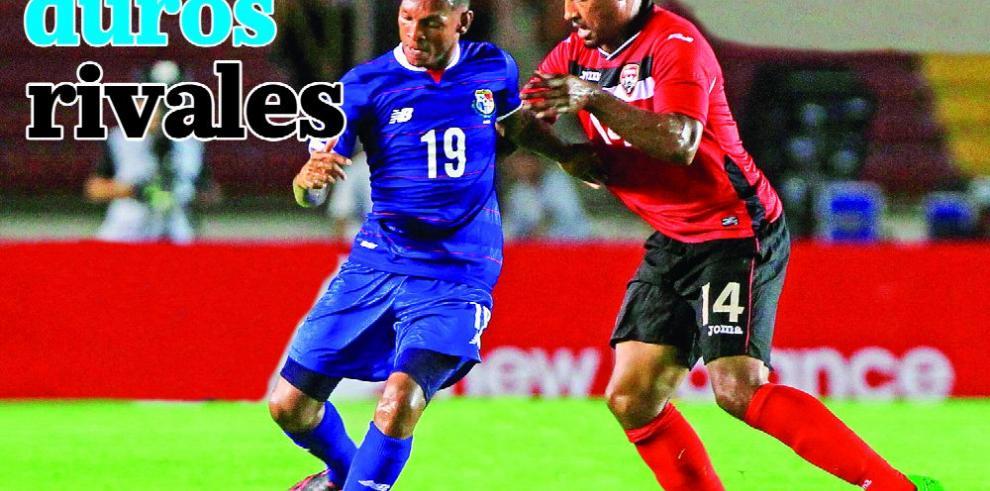 Trinitenses, duros rivales