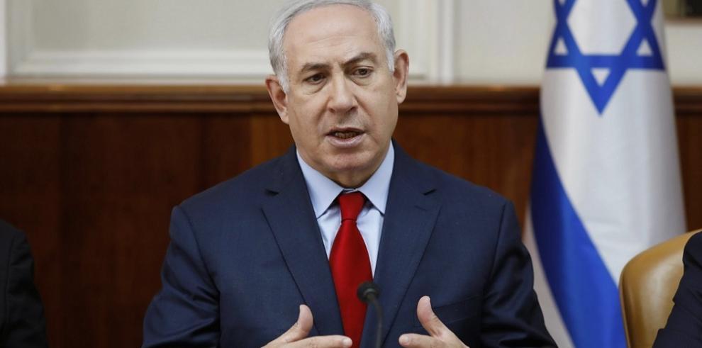 Netanyahu llama a la ONU la