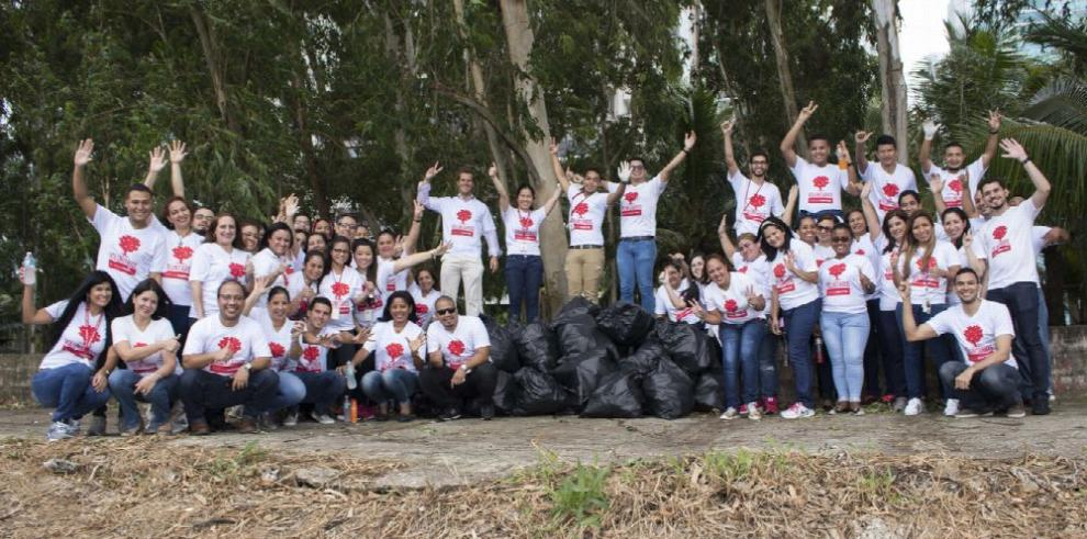 Voluntariado con gran impacto