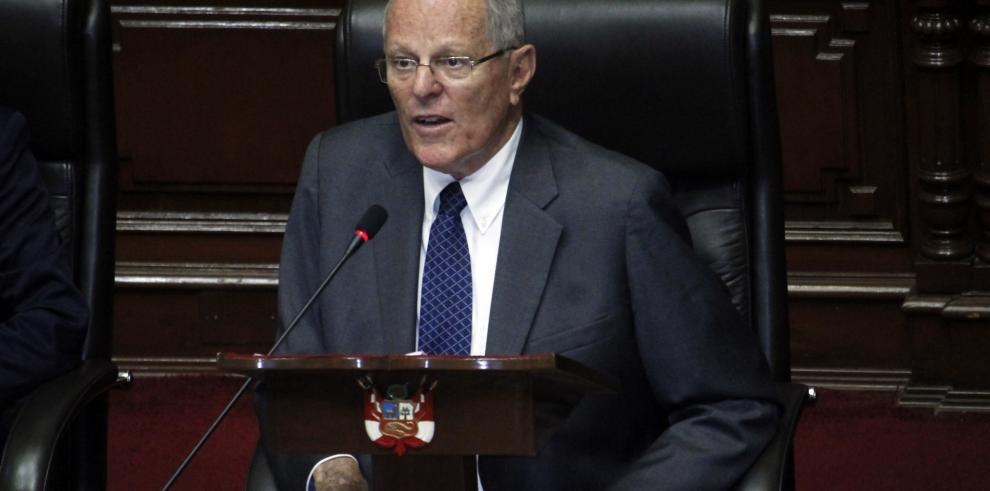 Congreso comienza debate sobre pedido de destitución deKuczynski