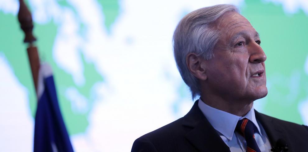El canciller chileno, primera autoridad que llega a la Cumbre del Mercosur