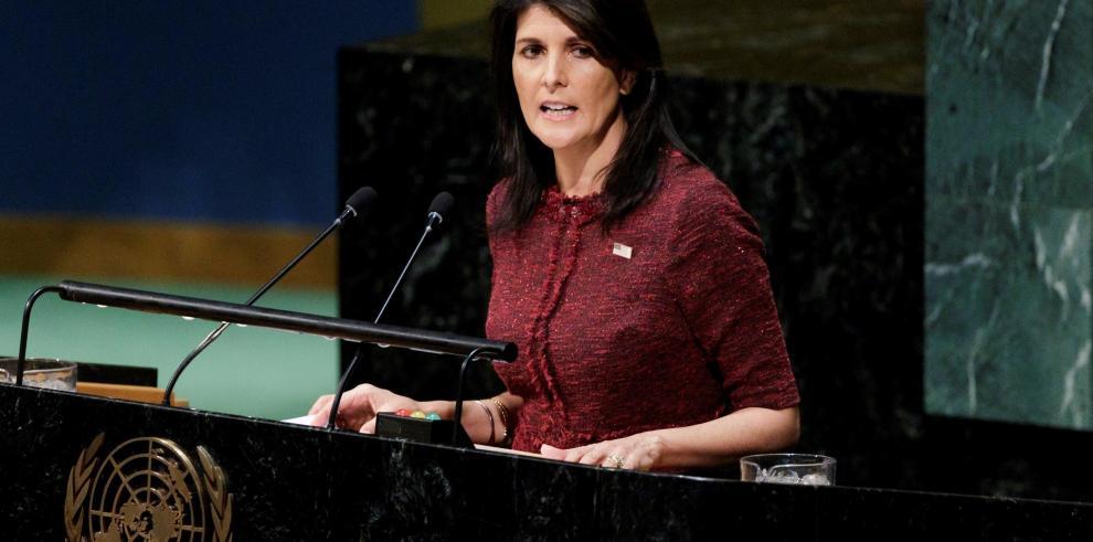 Pese a amenazas de Trump, mayoría condena en la ONU medida de EEUU en Jerusalén