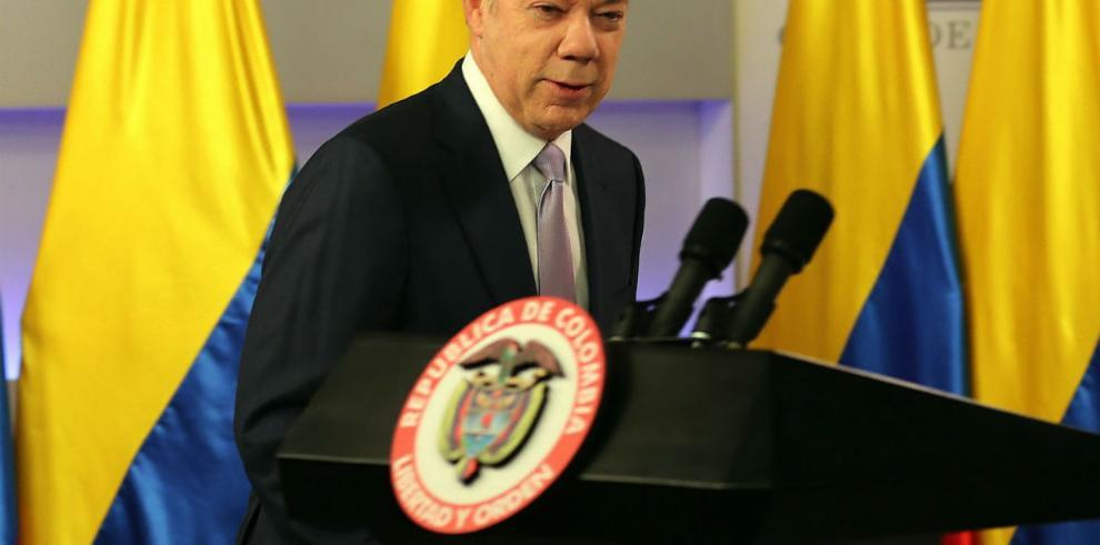 Presidente Santos destaca buena imagen de Colombia en el exterior