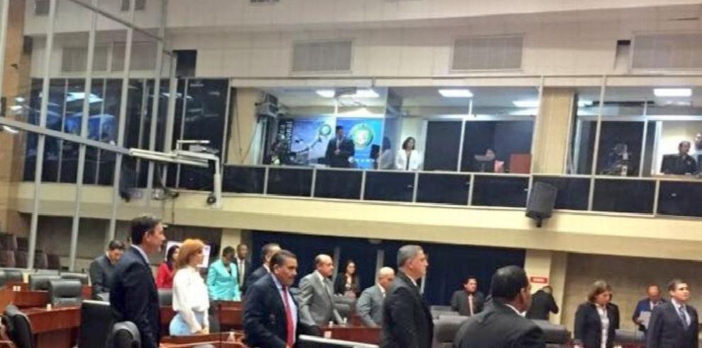Diputados suplentes, habilitados para designar a magistradas