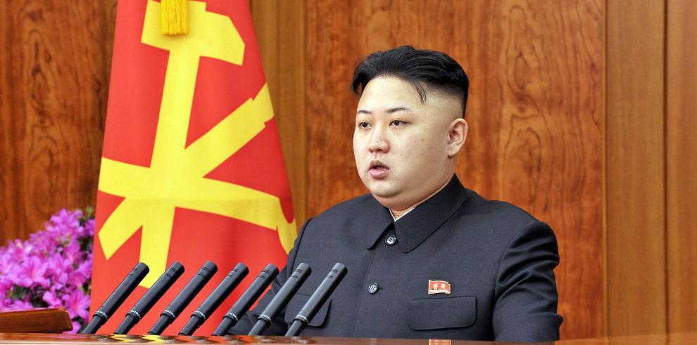 Kim Jong-un dice que Pyongyang supone