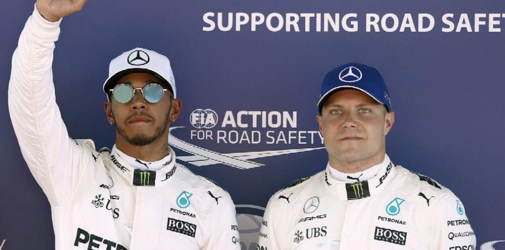 Hamilton espera una carrera difícil hoy en el GP de España