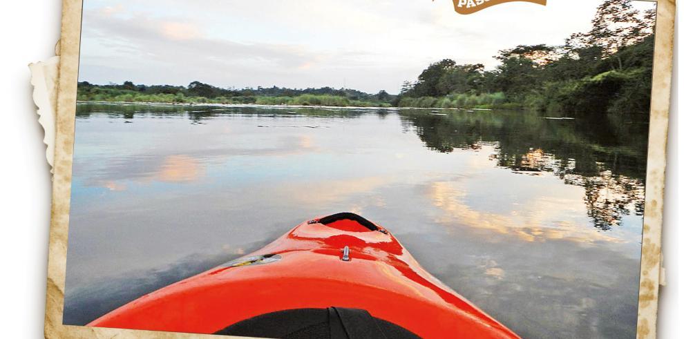 Ruta en bote porPacora, el río que nos lleva