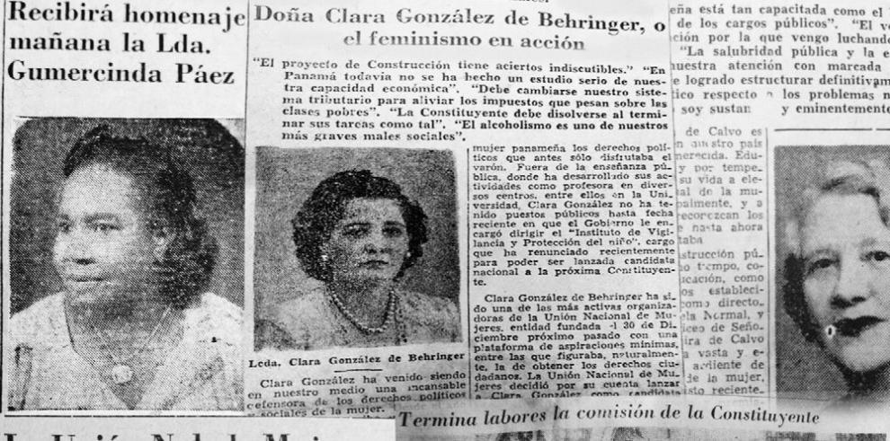 ¿Quién le dio el voto a la mujer panameña? (No fue 'el Fufo')