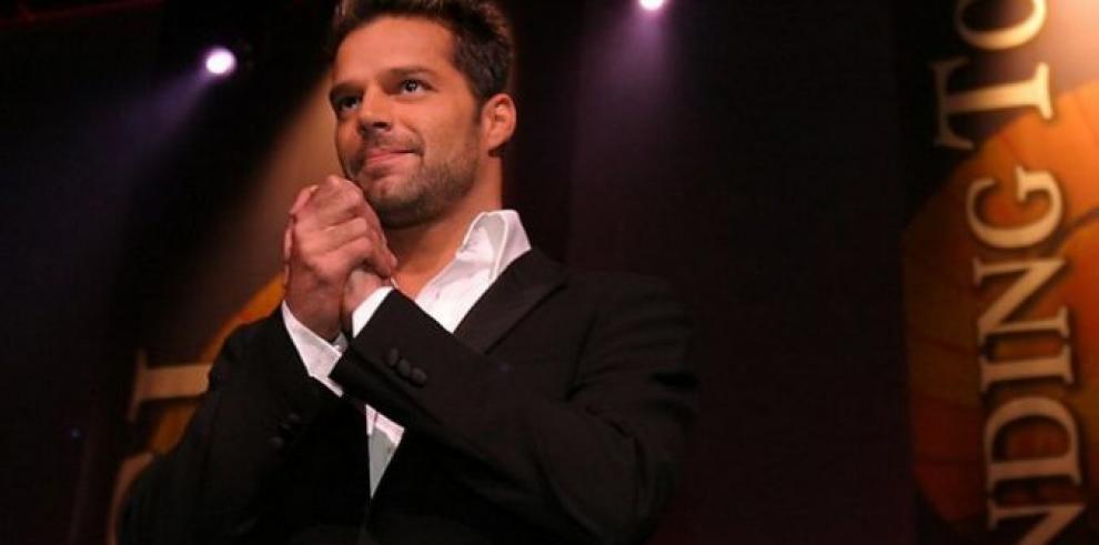 Ricky Martin dice que se le da