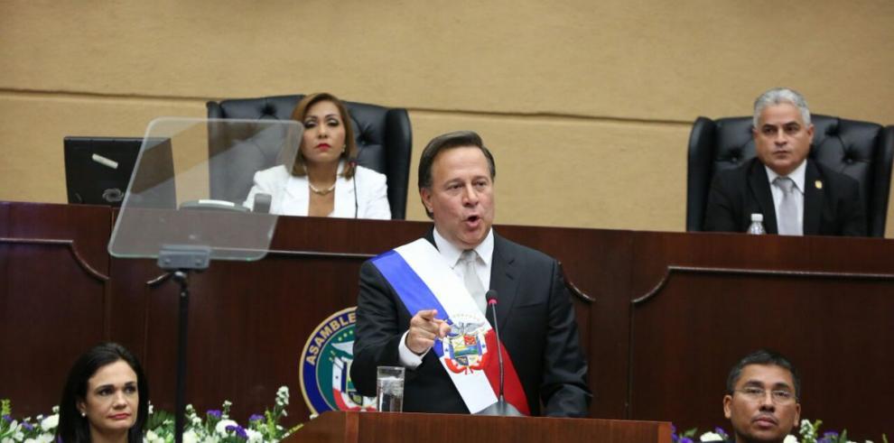 Varela enviará hoy mensaje a los que tratan de escapar de la justicia