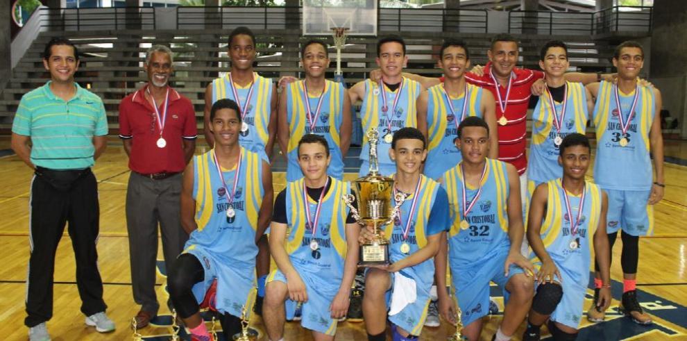 Episcopal San Cristóbal gana título en Baloncesto