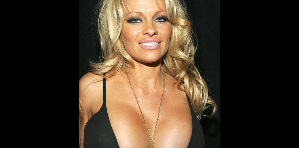 Pamela Anderson, cumple 50 años