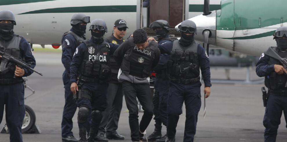 Capturan a dos de los más buscados por la Policía