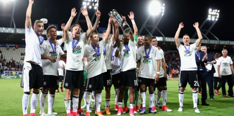 Alemania consigue su segundo título