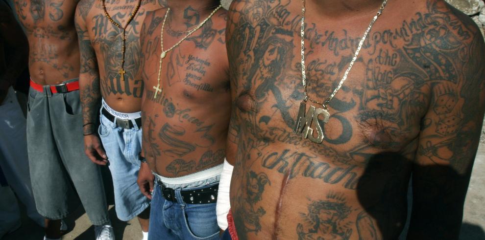 Al menos 135 pandilleros detenidos en operativo en El Salvador