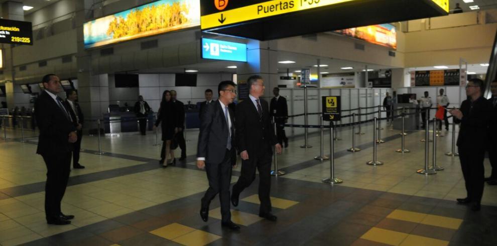 Llega nuevo embajador de China en Panamá