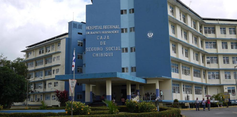 Centro Hospitalario de David avanza en un 95%