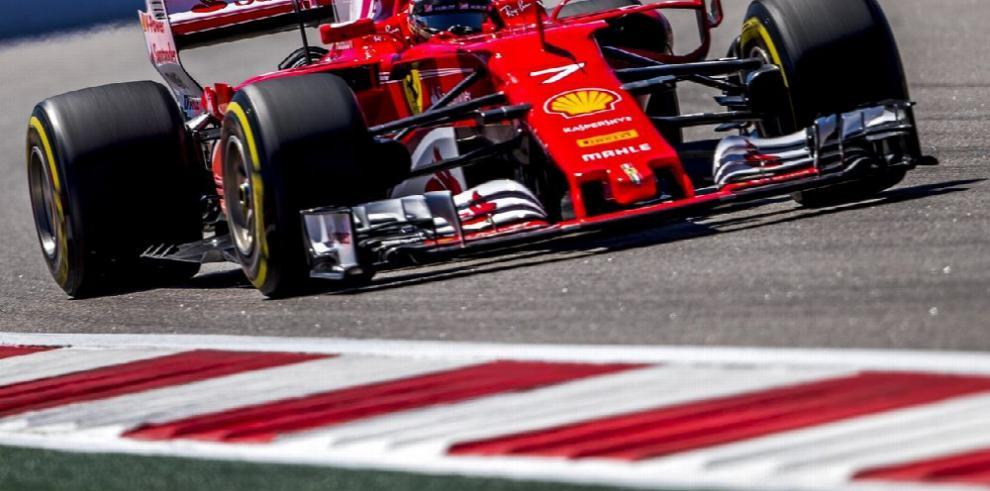 Vettel, el más rápido en los entrenamientos del GP Rusia