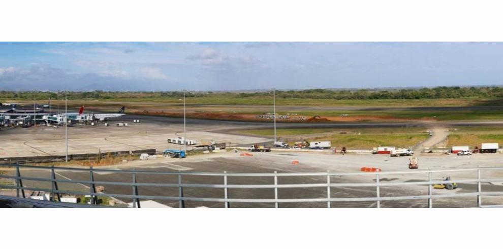 Obra de Terminal 2, Tocumen registra un 10% de avances