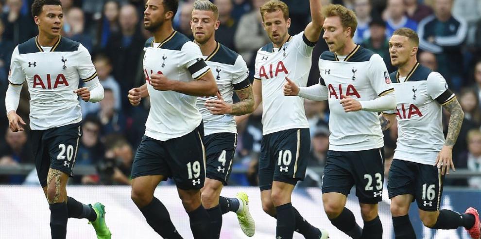 Tottenham jugará en Wembley en la temporada 2017/18