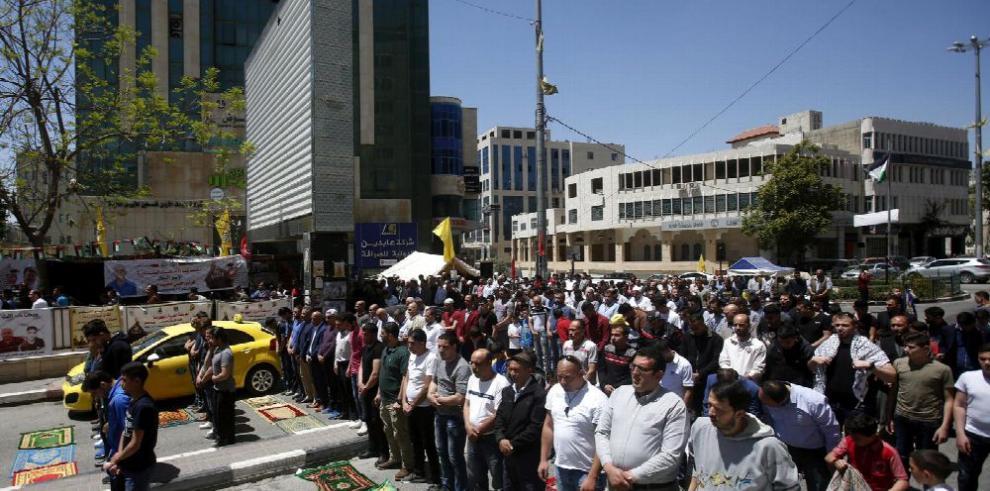 Oraciones por los presos en Palestina