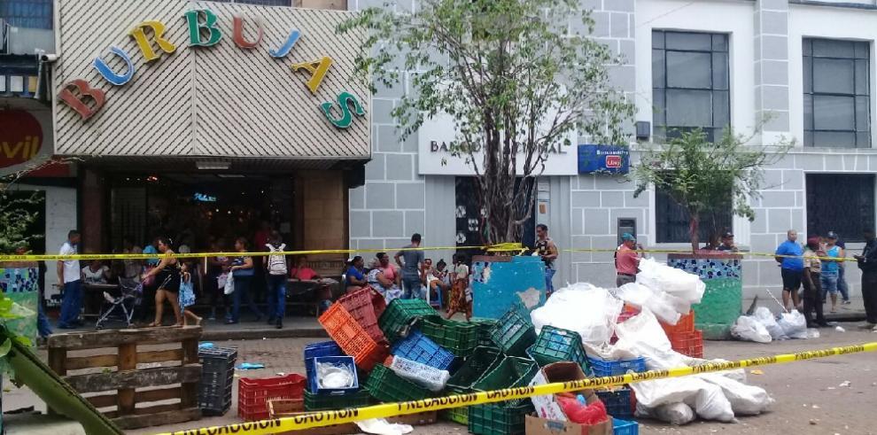 Alcaldía sigue firme en la recuperación de espacios públicos