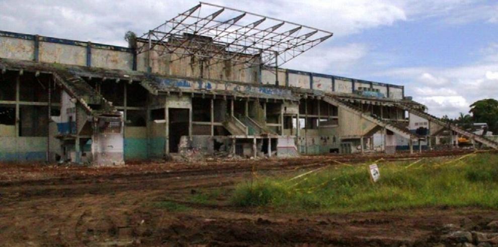 Avanza en 20% construcción del Juan Demóstenes Arosemena