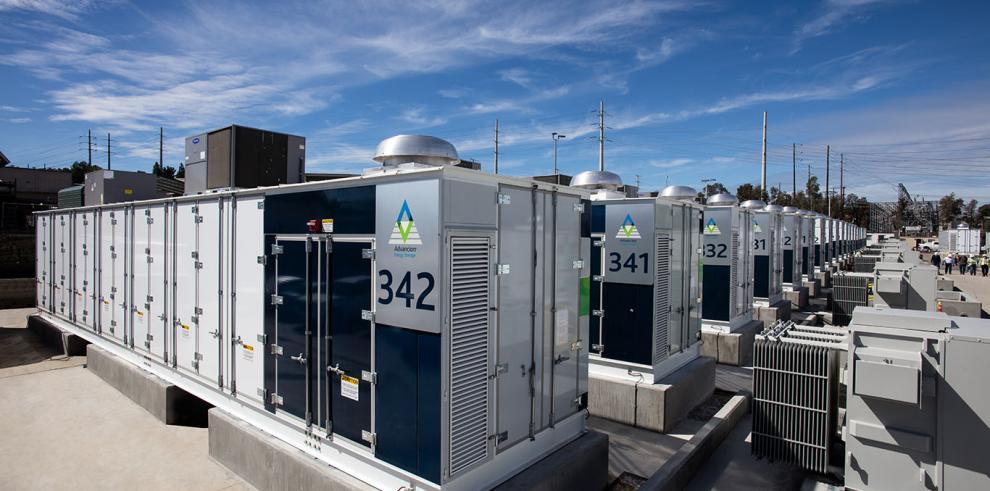 Siemens y AES crean negocio para almacenar energía global