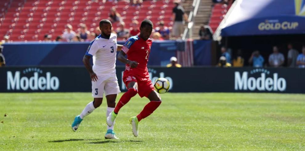 Con un fútbol contundente, Panamá derrota a Martinica y clasifica a cuartos de final de Copa Oro