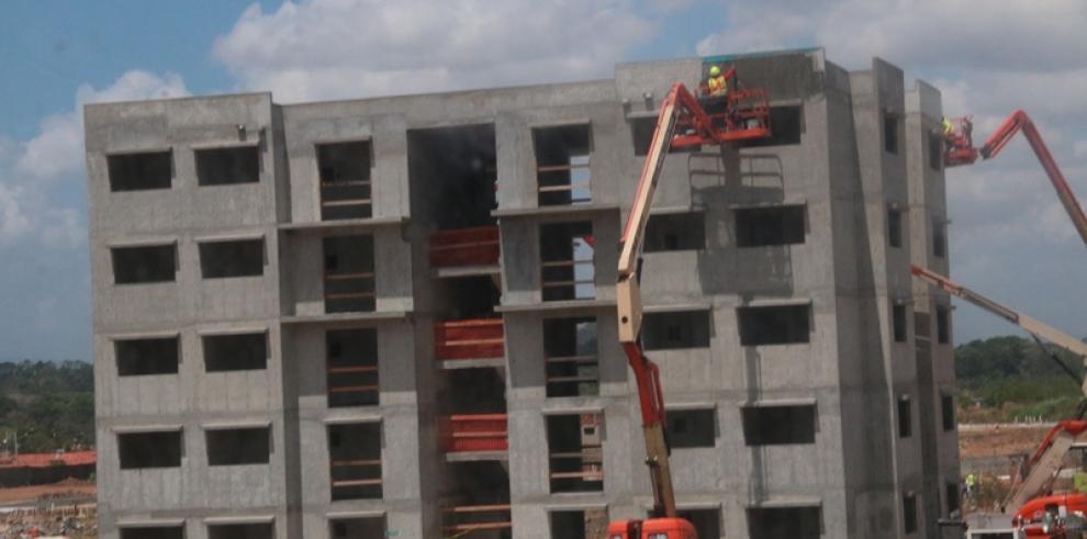 Proyecto Ciudad Esperanza en Arraiján, presenta 45% de avance