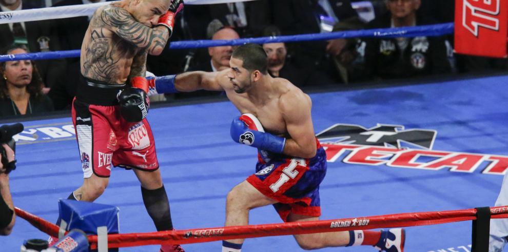 Miguel Cotto se despidió del boxeo con una derrota anteSadam Ali