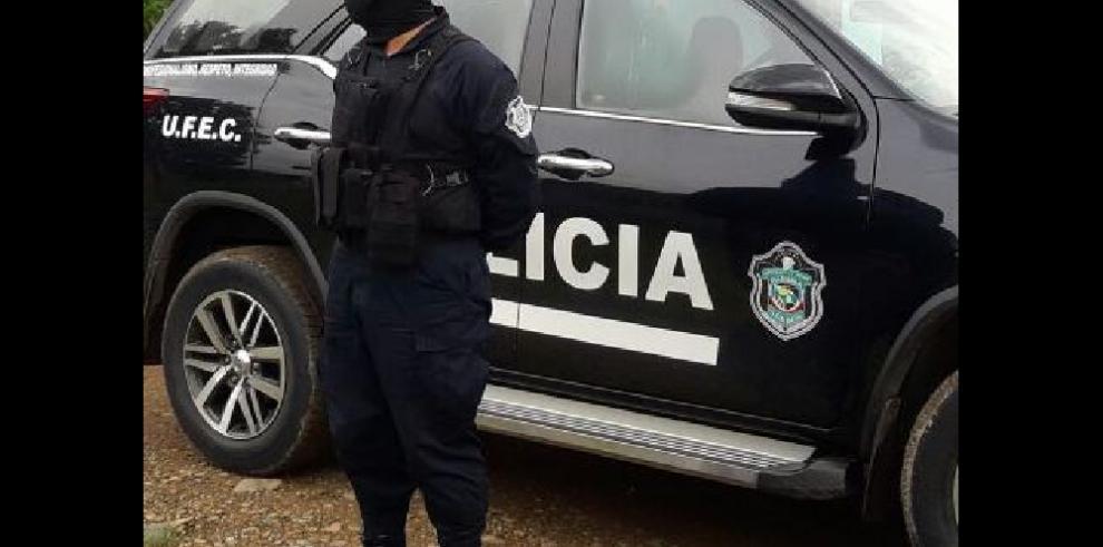PN captura en Colón a implicado en doble homicidio en San Miguelito
