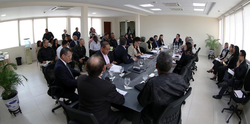 Panamá se organiza para cumbre de presidentes del SICA