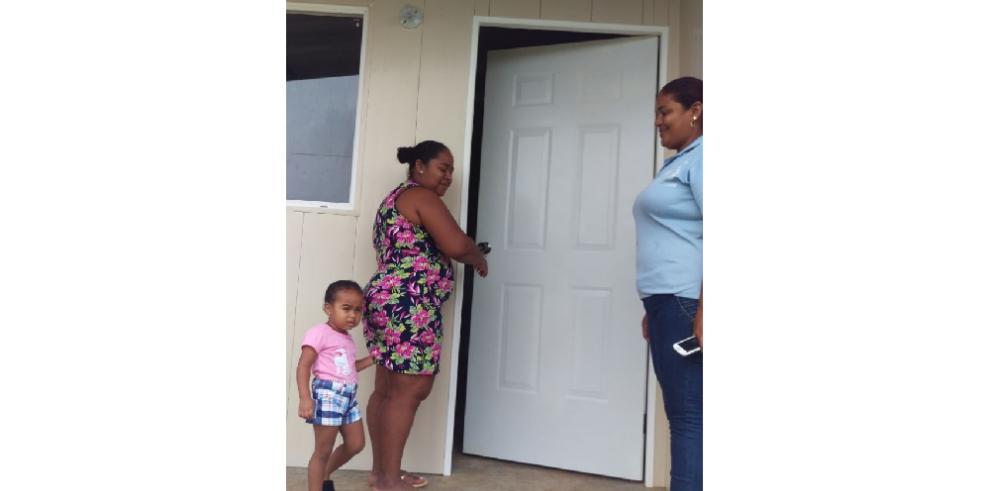 Techos de Esperanza impacta a corregimiento de Puerto Caimito