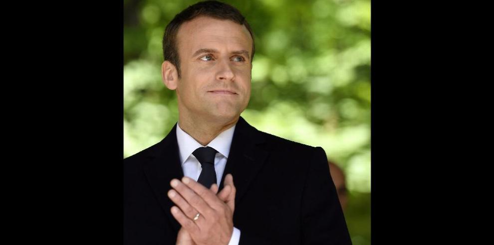Macron quiere sede olímpica para el 2024