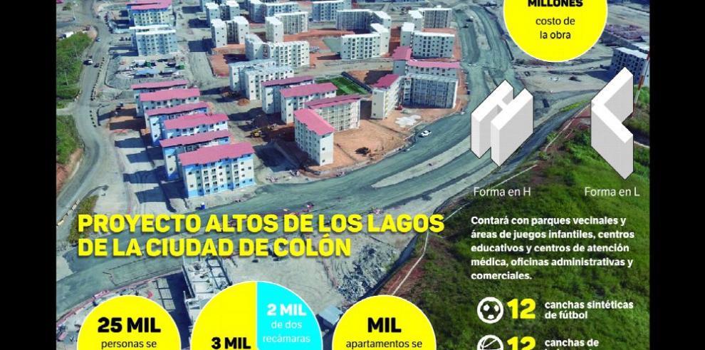 Nuevo Colón estará listo en 2018