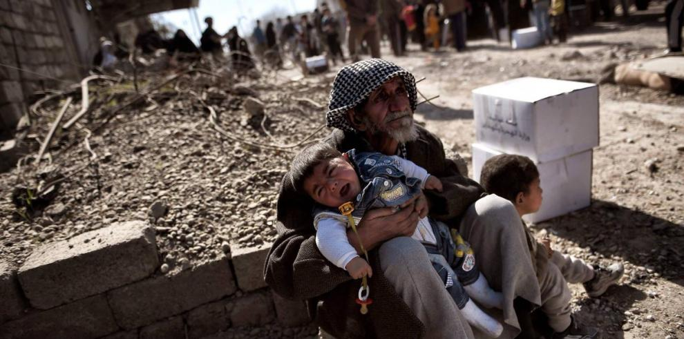 Hallados 500 cadáveres en fosa común de Mosul
