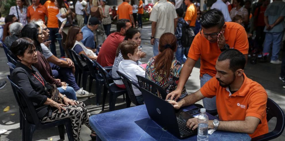 Partido venezolano asegura que proceso de validación inició con retrasos