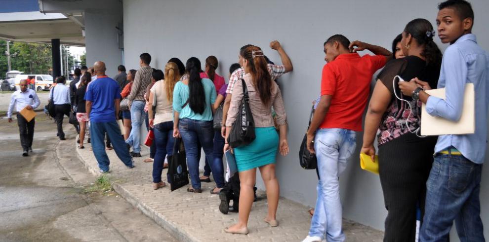 Mercado laboral en dificultades, según OIT