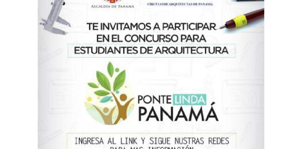 Alcaldía de Panamá anuncia concurso para estudiantes de arquitectura