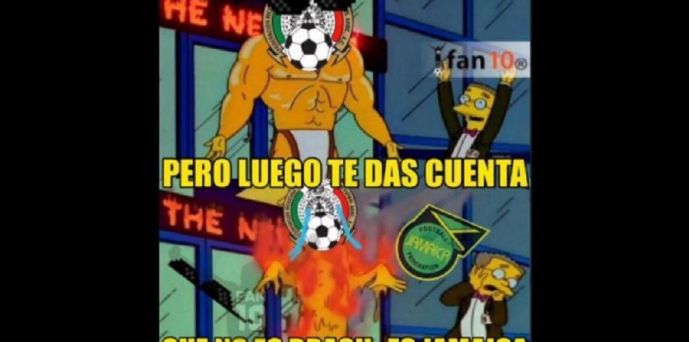 Los mejores memes de la previa México vs Jamaica