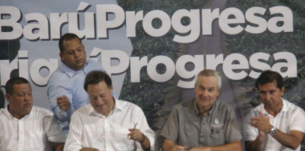 Varela sanciona ley que busca reactivar el distrito de Barú