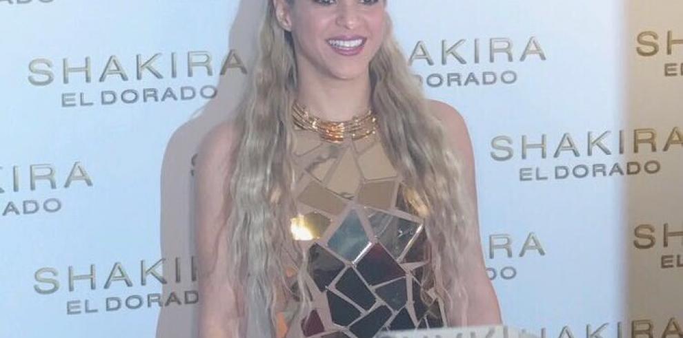 Shakira logra que